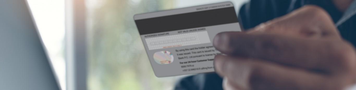 Mastercard Platinum Debit for Individuals